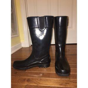 Sperry Tall Women's Rubber Rain Boots